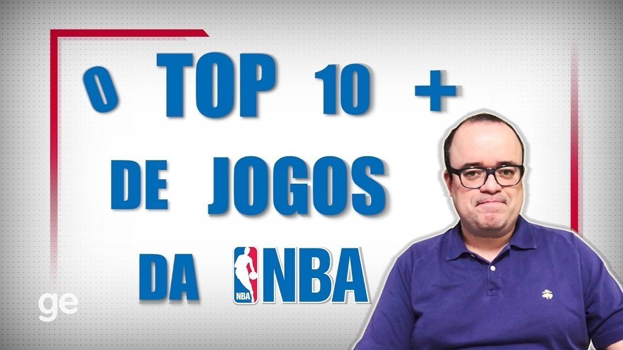 Everaldo Marques is the list of the 10 greatest games in the history of the NBA
