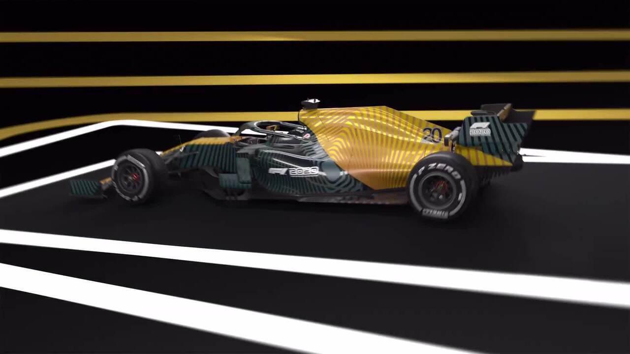 Trailer do novo game F1 2020