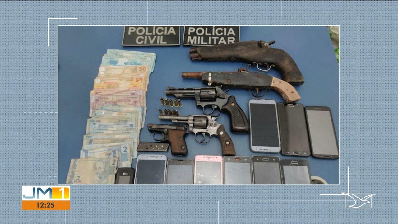 Justiça manda soltar 58 presos do presídio de Caxias por causa da pandemia de Covid-19