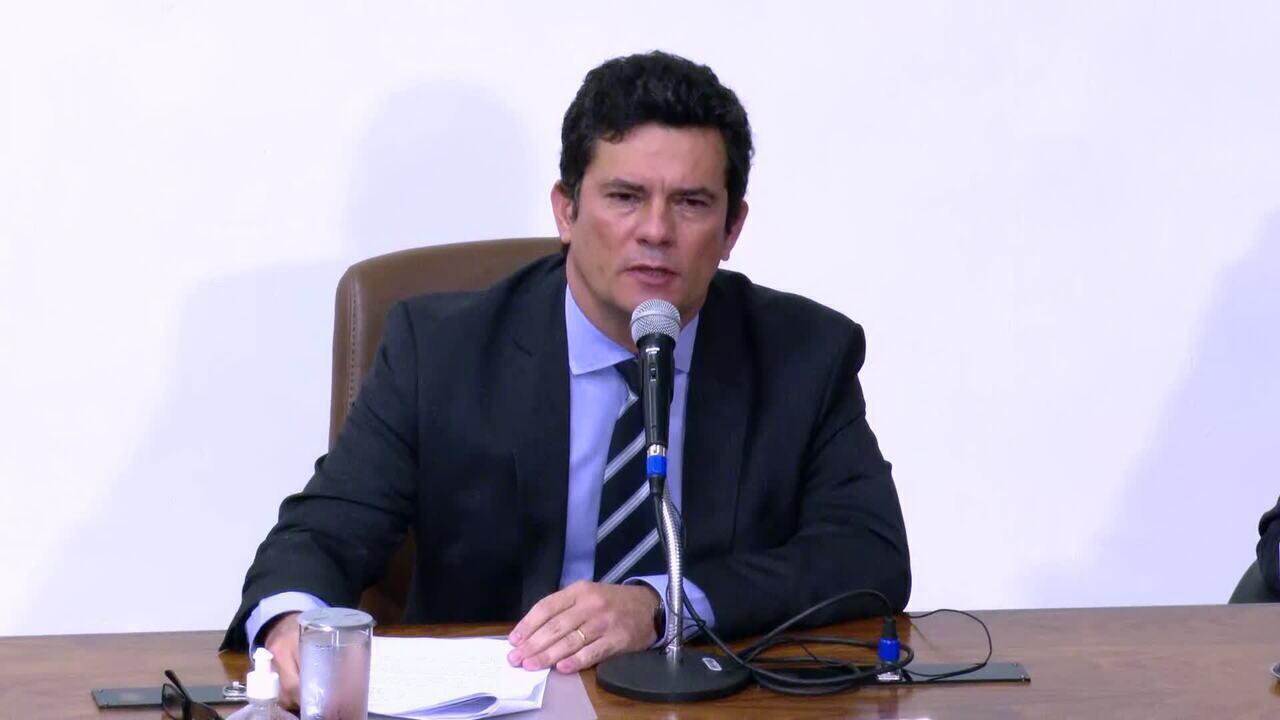 'Realmente não é o papel da Polícia Federal prestar esse tipo de informação', diz Moro