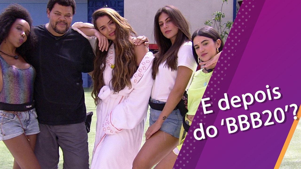 Os planos do top 5 do 'BBB20' para depois do programa