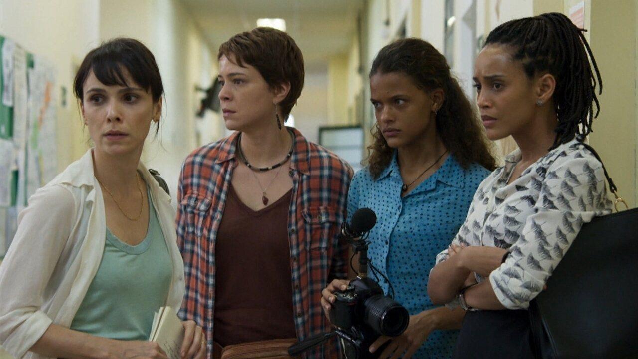 Natalie decide se mudar com a equipe para Cari