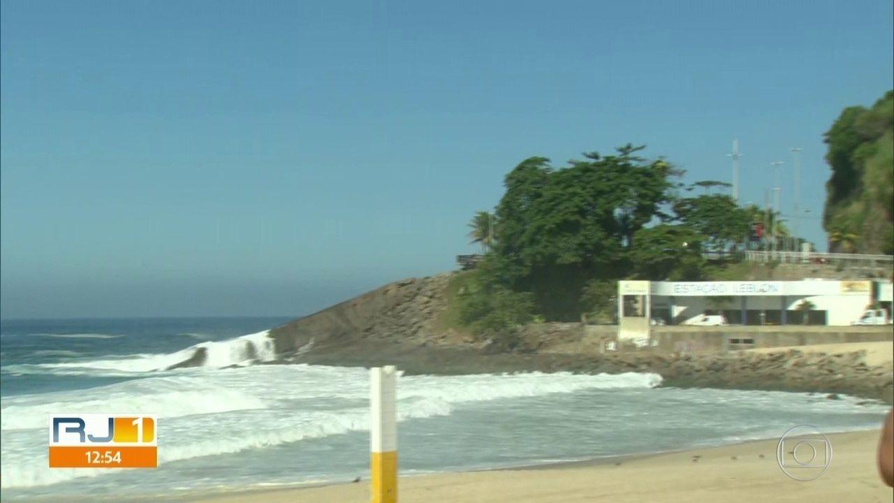 Vendedores das praias do Rio apostam no delivery durante a pandemia