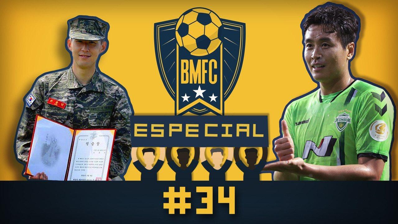 BMFC Especial #34: Campeonato Coreano começa sem público, e Son completa serviço militar