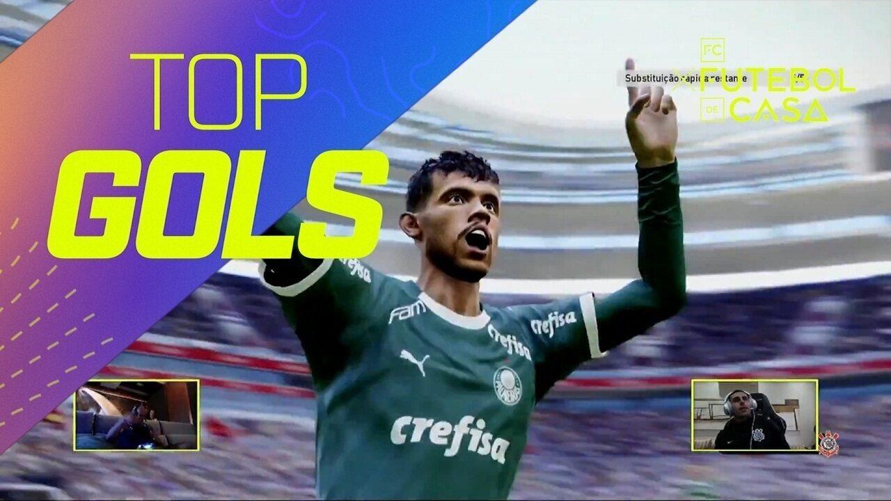 Top 3: veja os gols mais bonitos do quinto dia do Futebol de Casa