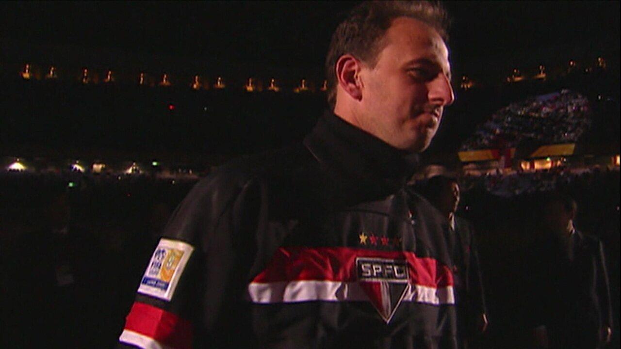 Rogério Ceni relembra a batalha contra o Liverpool na final do Mundial de Clubes em 2005