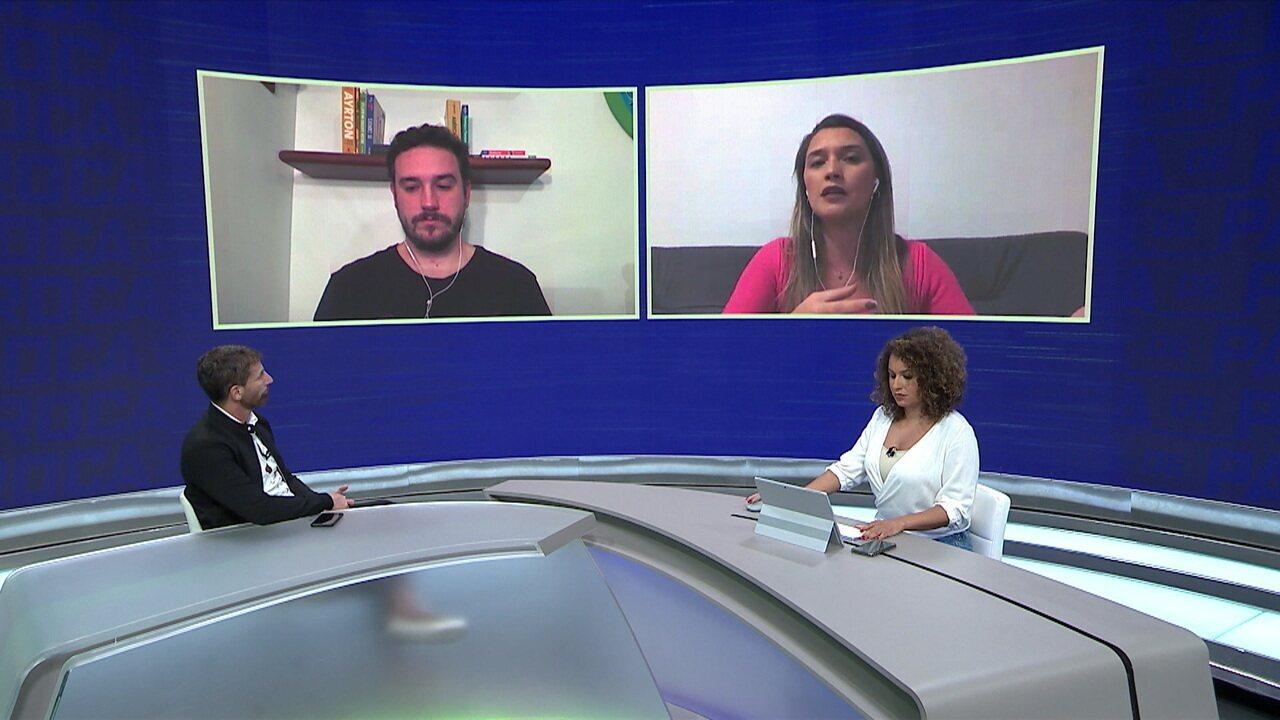 Comentaristas opinam sobre posturas divergentes de clubes cariocas e paulistas na pandemia