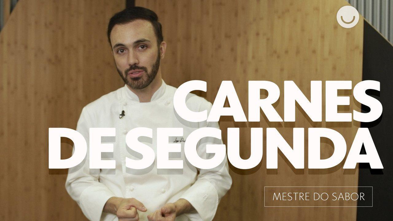 Leo Paixão explica como cozinha carne de segunda