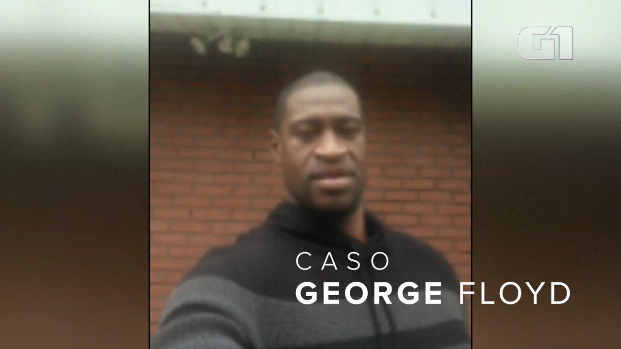 Entenda o caso Floyd