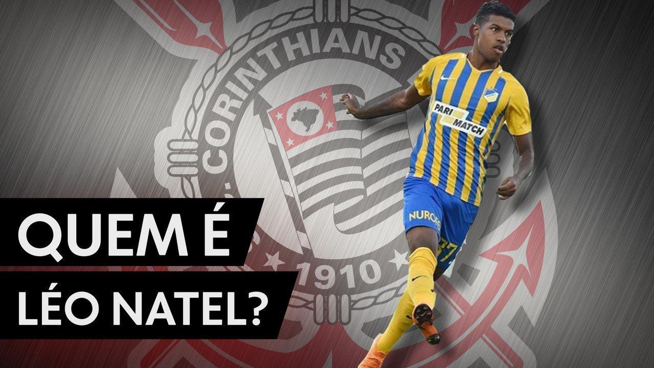 Quem é Léo Natel? Repórteres e ex-companheiro apresentam reforço do Corinthians