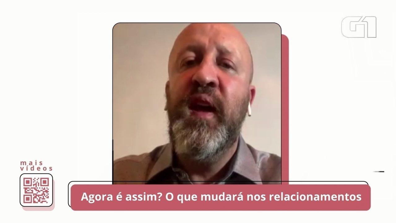 """""""O poliamor não é cair na gandaia, é um compromisso"""", diz Fabrício Carpinejar"""