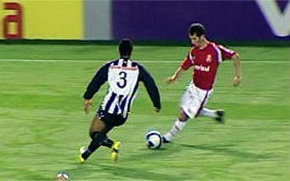 Melhores momentos: Internacional 0 x 1 Santos pela 16ª rodada do Brasileirão 2008