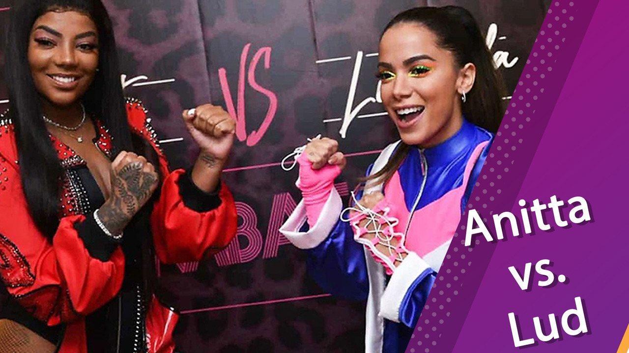 Semana Pop explica treta de Anitta e Ludmilla, ponto a ponto