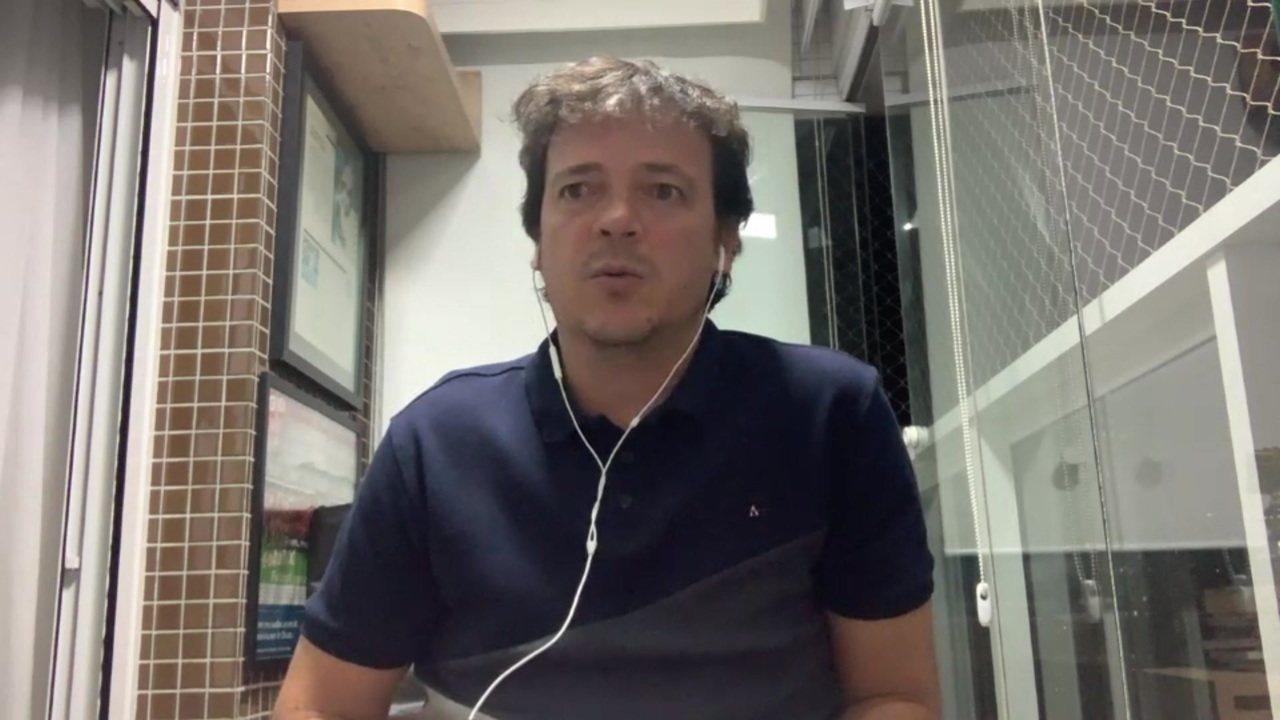 Fernando Diniz fala sobre preparação do São Paulo para volta aos trabalhos em alto nível