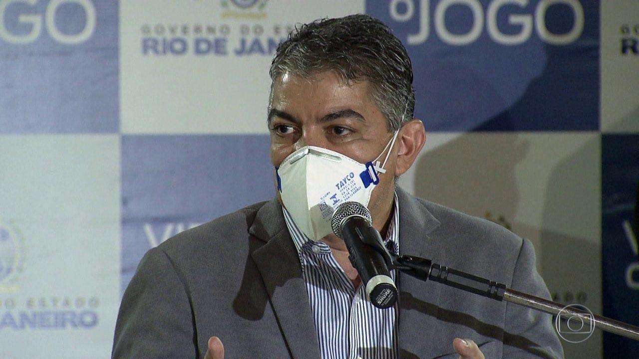 Secretário de Saúde do RJ pede demissão após ficar apenas 35 dias no cargo