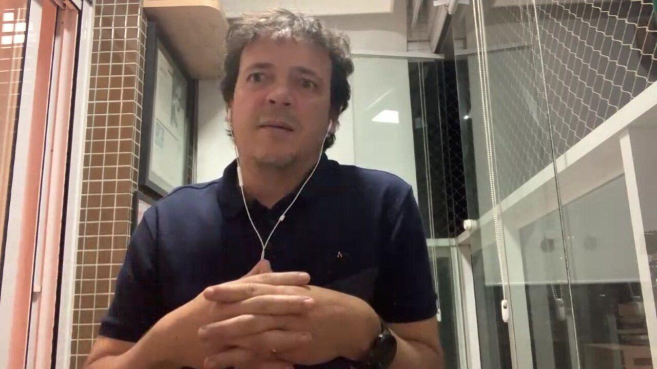 Fernando Diniz fala sobre testes de Covid realizados pelo São Paulo e medidas para volta aos campos