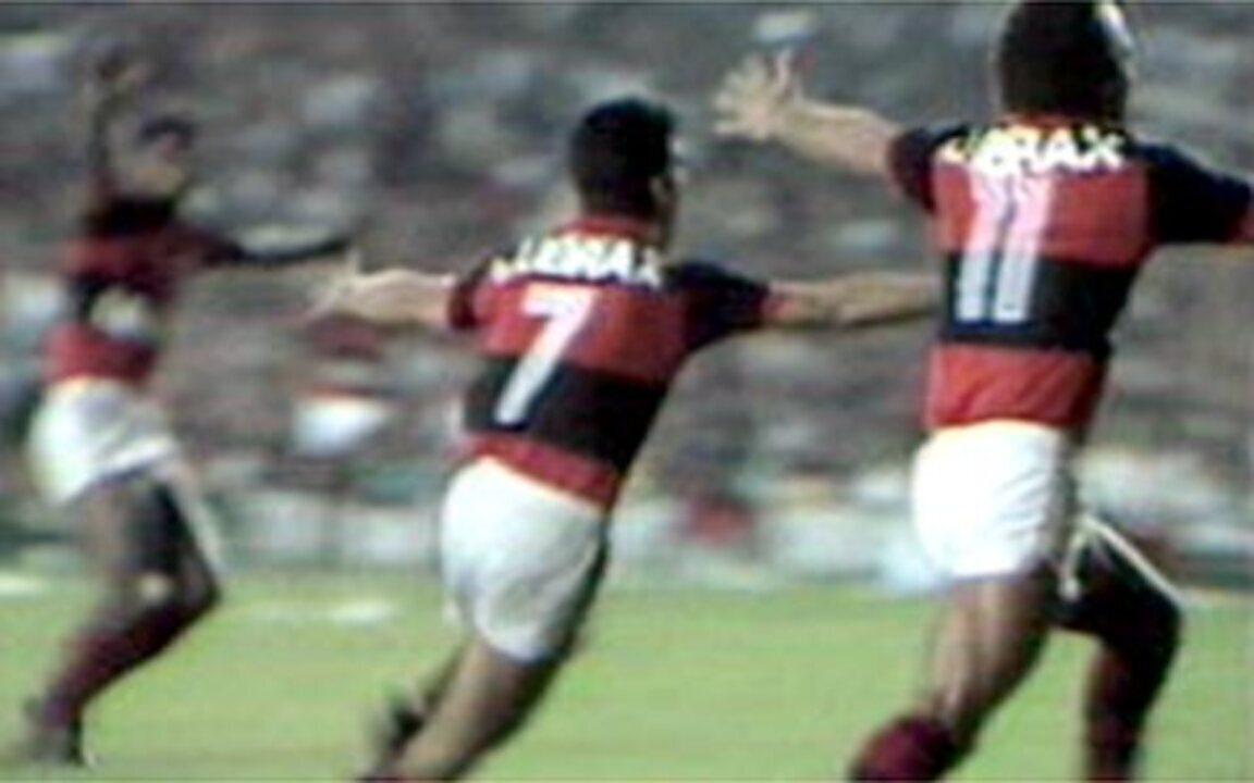 Em 1986, Flamengo é campeão carioca