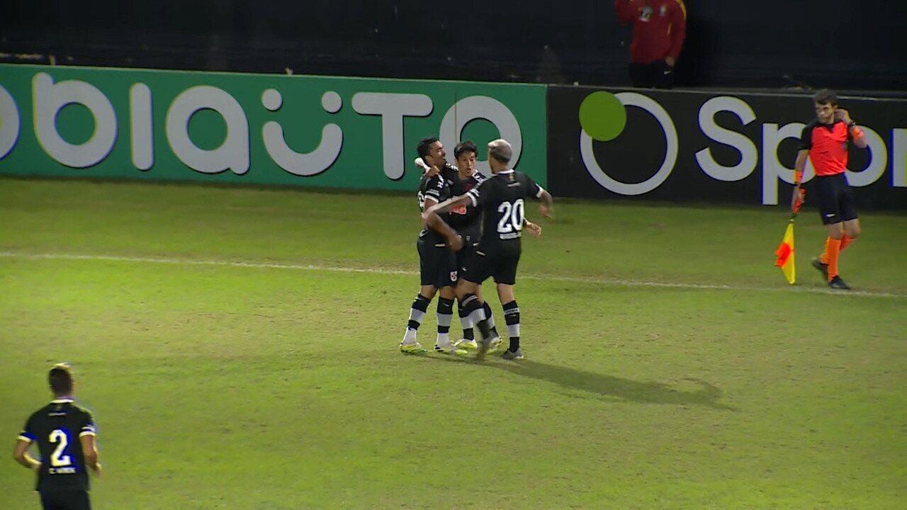 Melhores momentos de Vasco 1 x 0 Madureira pela 5ª rodada da Taça Rio