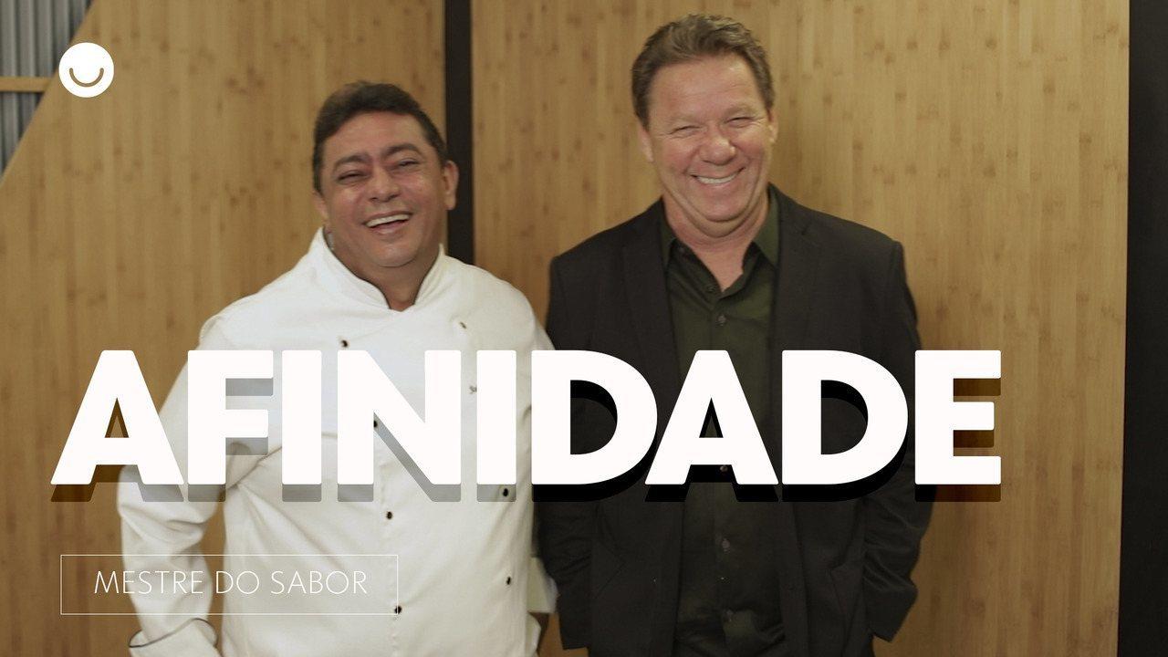 Claude e Batista participam de 'Desafio da Afinidade'