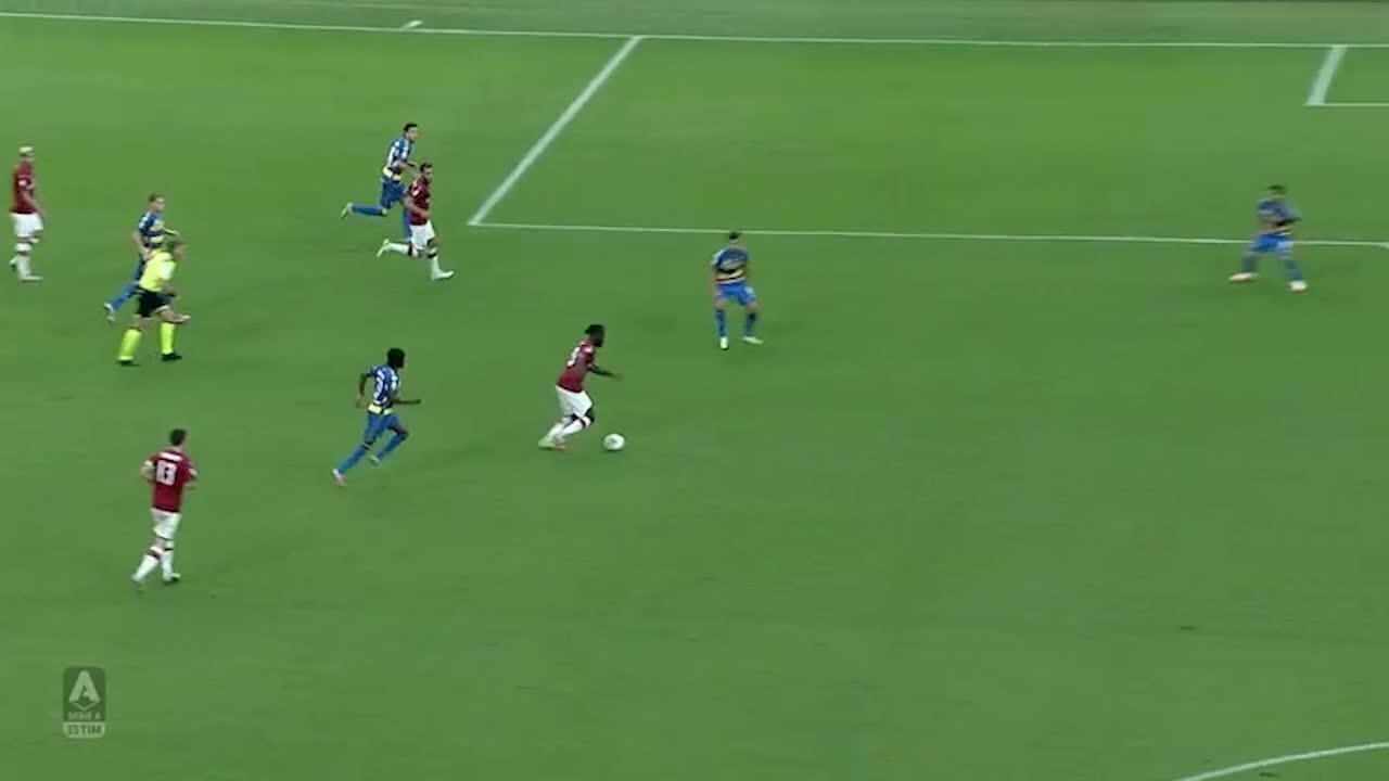 Melhores momentos: Milan 3 x 1 Parma pelo Campeonato Italiano