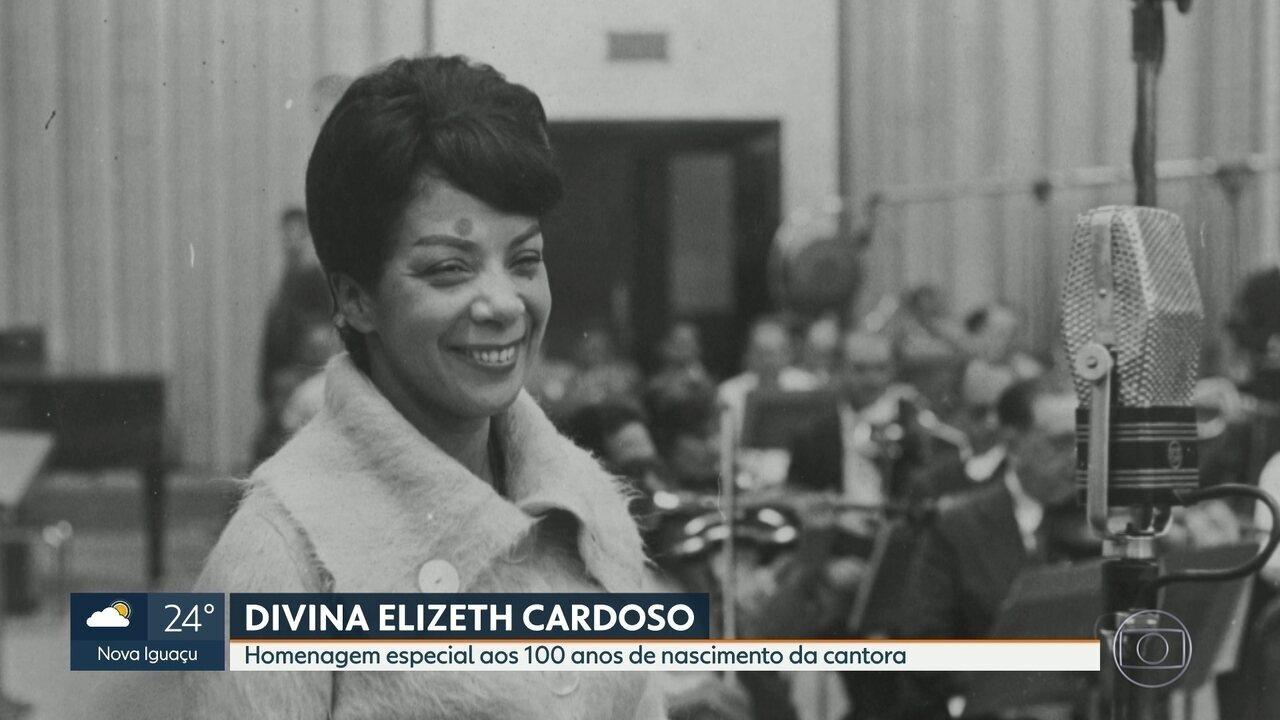 Nos 100 anos de nascimento de Elizeth Cardoso, artistas homenageiam a cantora em lives