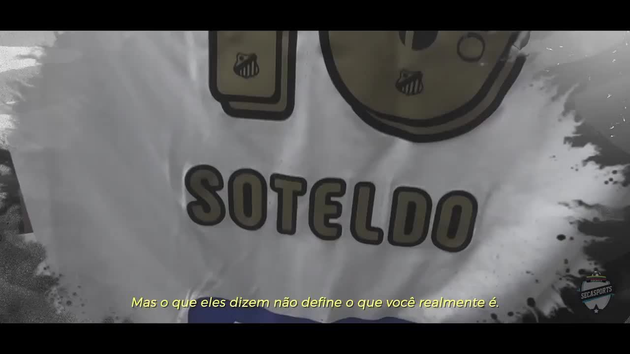 Soteldo lembra desconfiança por baixa estatura e comemora superação no Santos