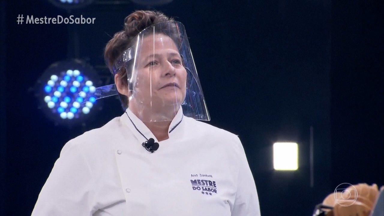 Ana apresenta a entrada 'Batidinho Brasileiro'
