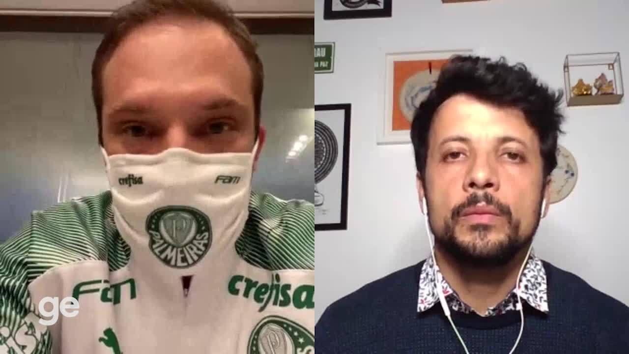 Médico do Palmeiras explica a polêmica com o Corinthians, sobre os testes de Covid-19