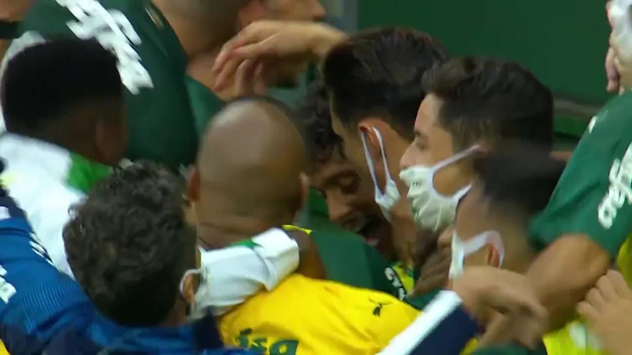 Os melhores momentos de Palmeiras 1 (4 x 3) 1 Corinthians pela final Campeonato Paulista