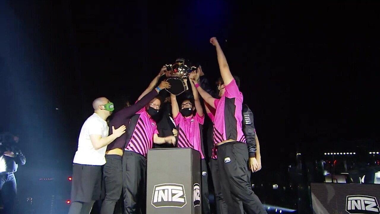 INTZ vence paiN Gaming e é campeã do CBLoL pela quinta vez