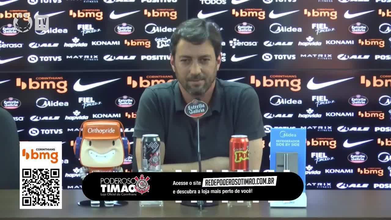 Duílio Monteiro Alves decide se afastar da Diretoria de Futebol do Corinthians