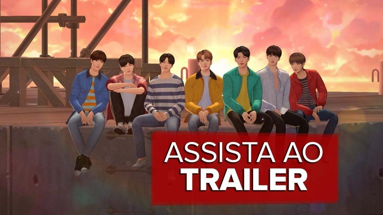 Trailer de 'BTS Universe Story