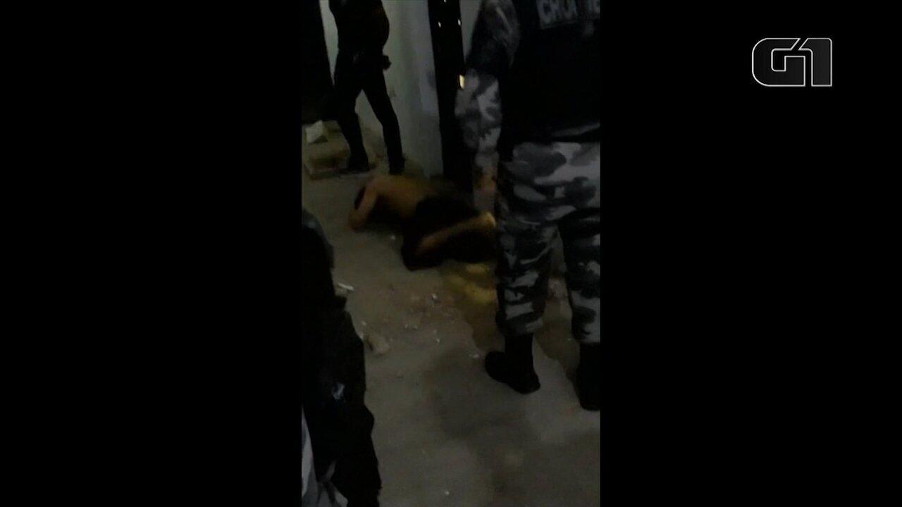 Adolescentes agredidos dentro da unidade do CSE