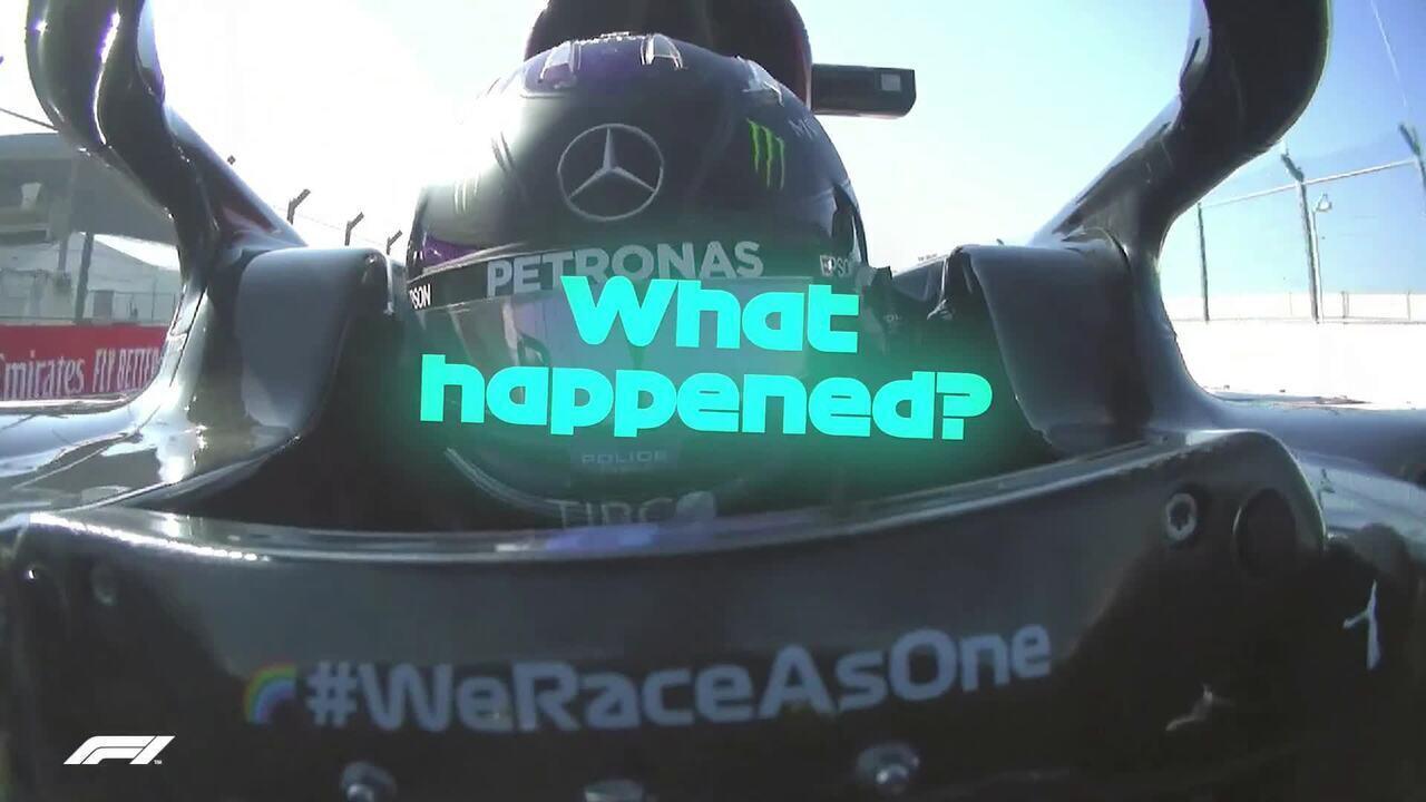 O rádio e todas as polêmicas do GP da Rússia de Lewis Hamilton
