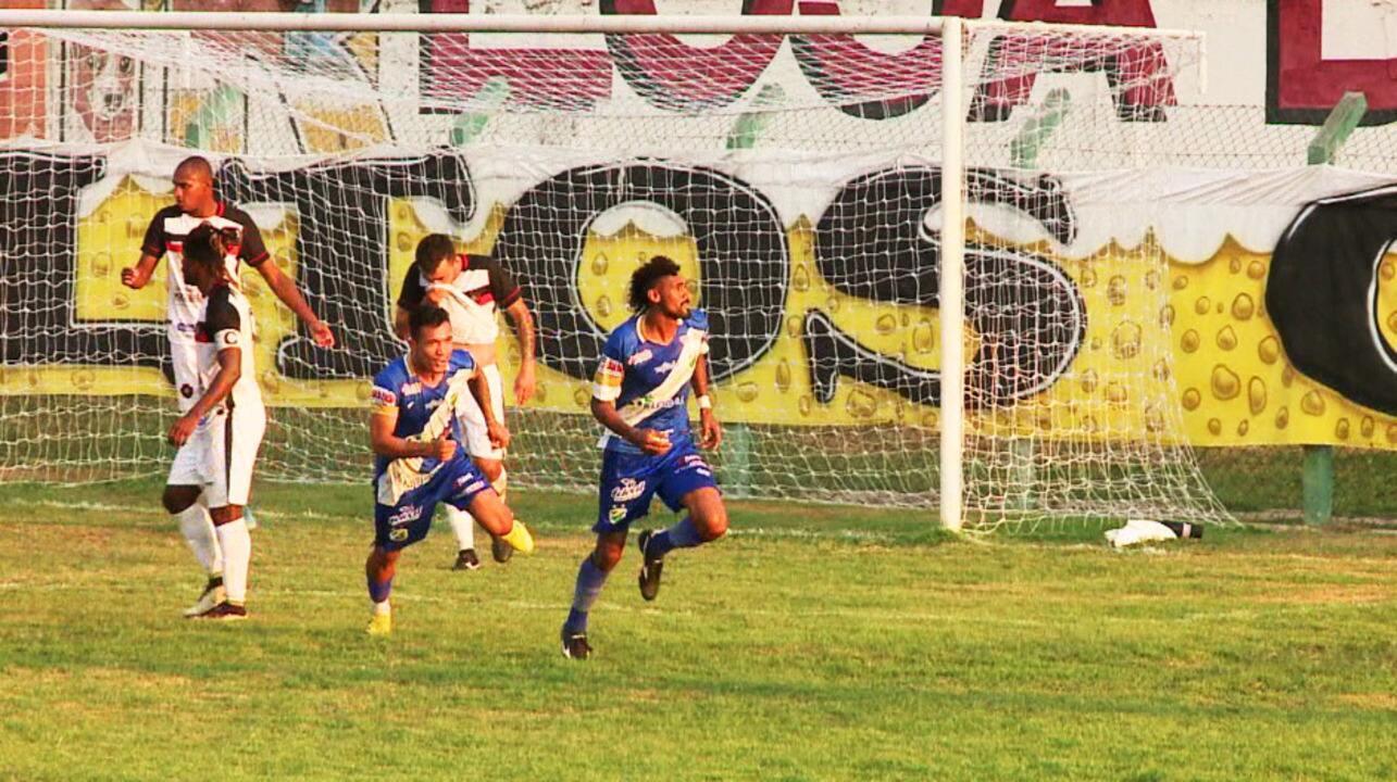 Os gols de Altos 3 x 1 Moto Clube pela terceira rodada da Série D do Brasileiro