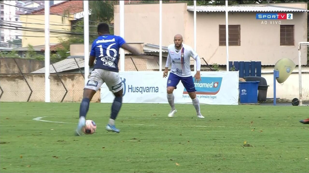 Veja os melhores momentos de São Bento x São Caetano, jogo de ida da final da Série A2