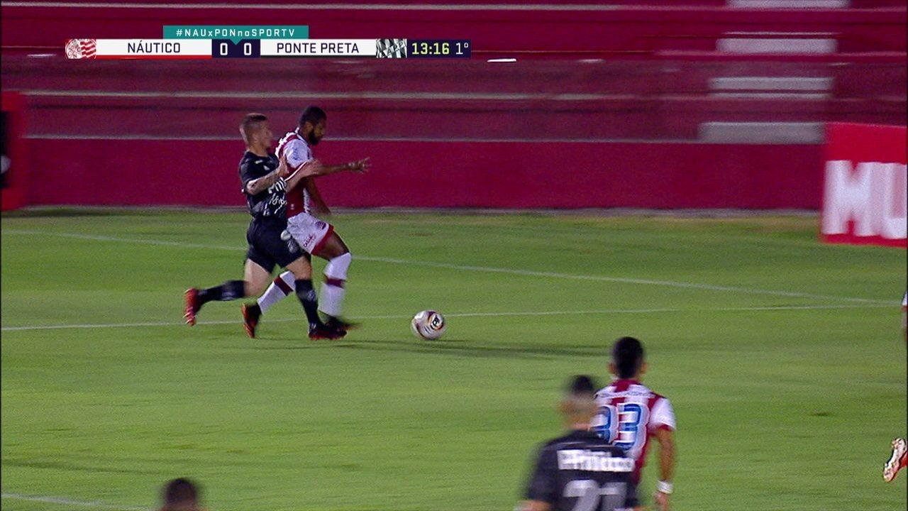 Melhores momentos: Náutico 0 x 2 Ponte Preta pela 16ª rodada do Brasileirão Série B