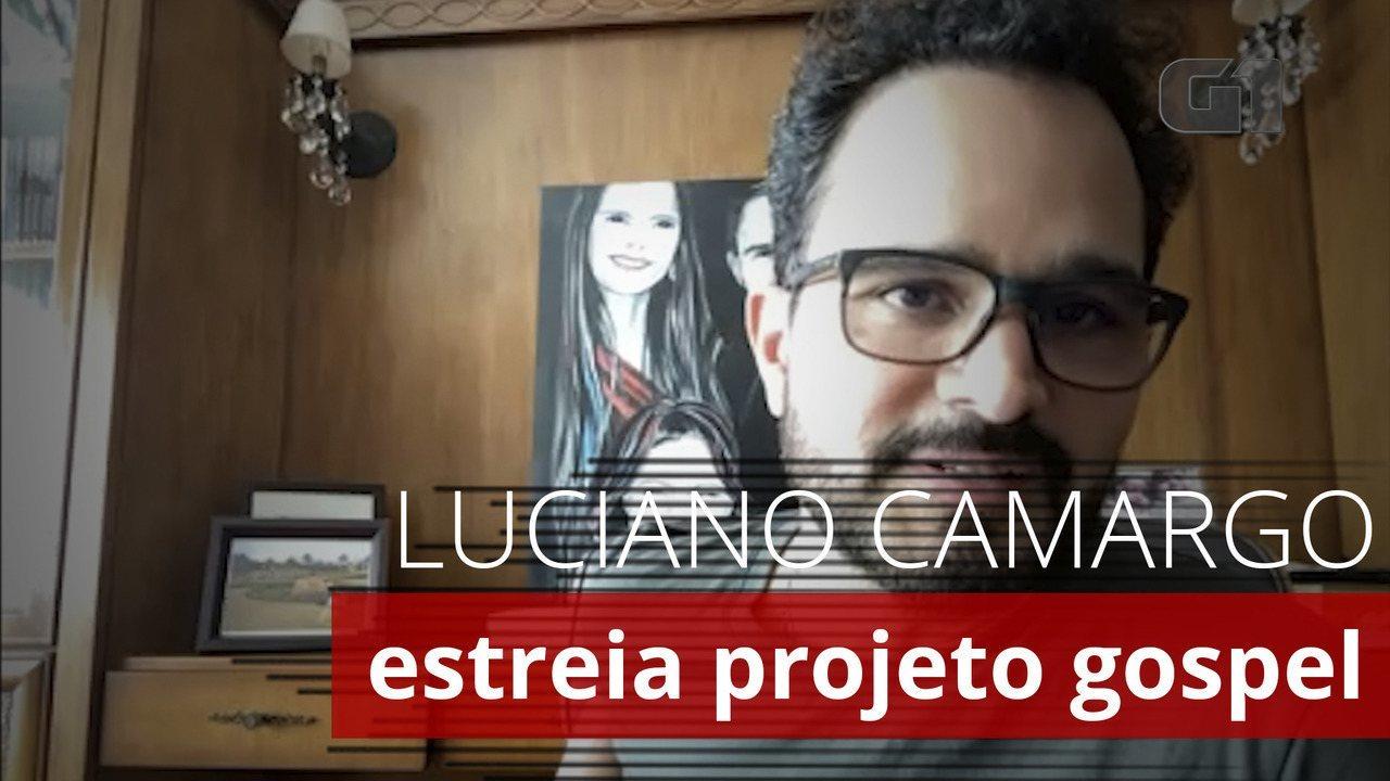 Luciano Camargo estreia projeto gospel