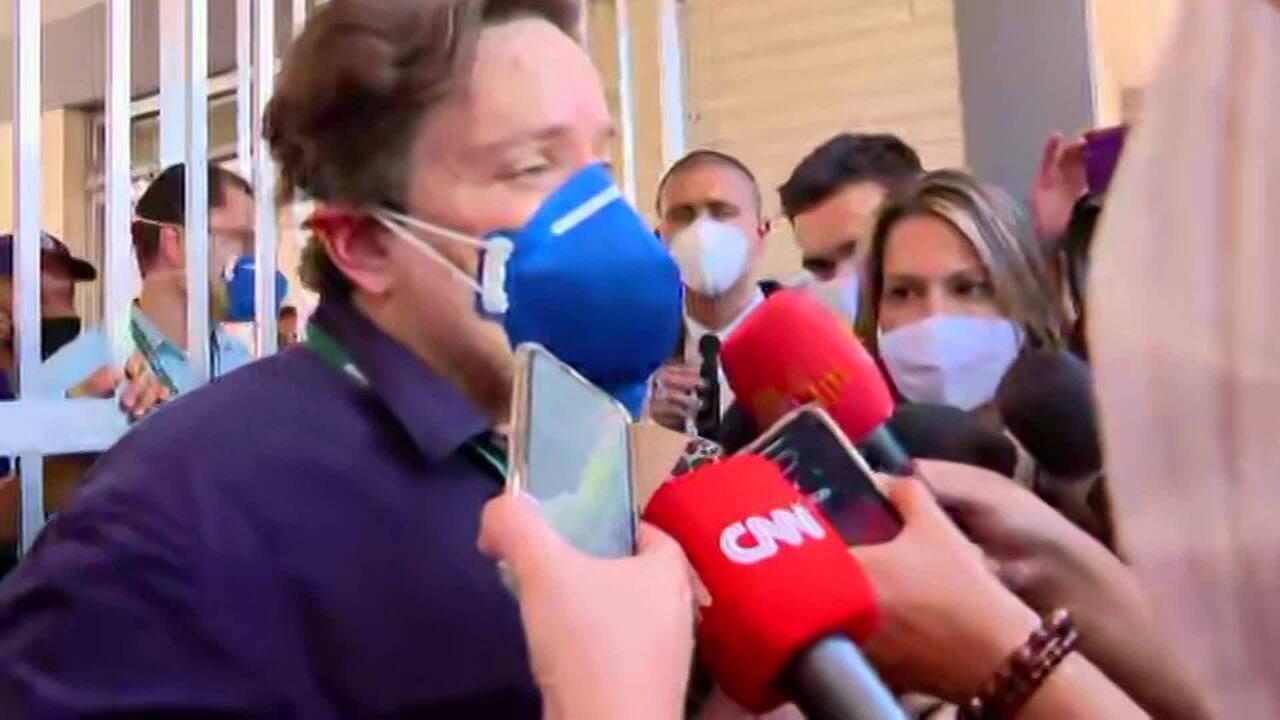 Porta-voz do hospital de Bonsucesso confirma morte de paciente durante remoção