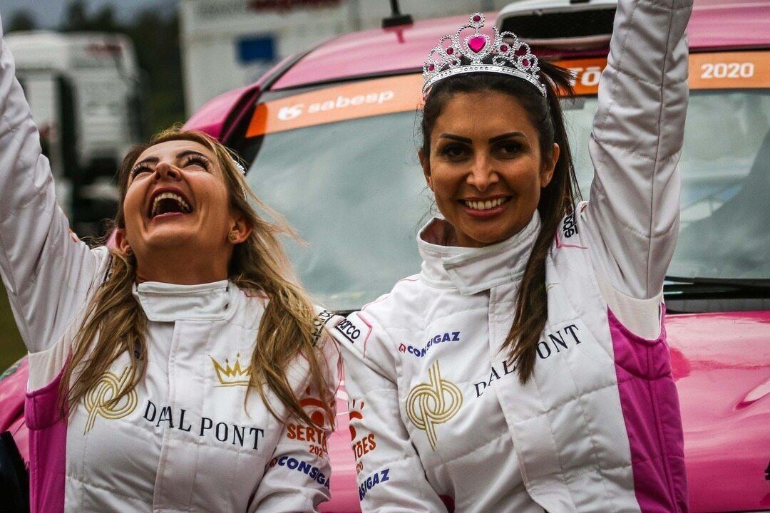 VOANDO BAIXO: Helena Soares e Claudia Grandi farão dupla feminina no Rally dos Sertões