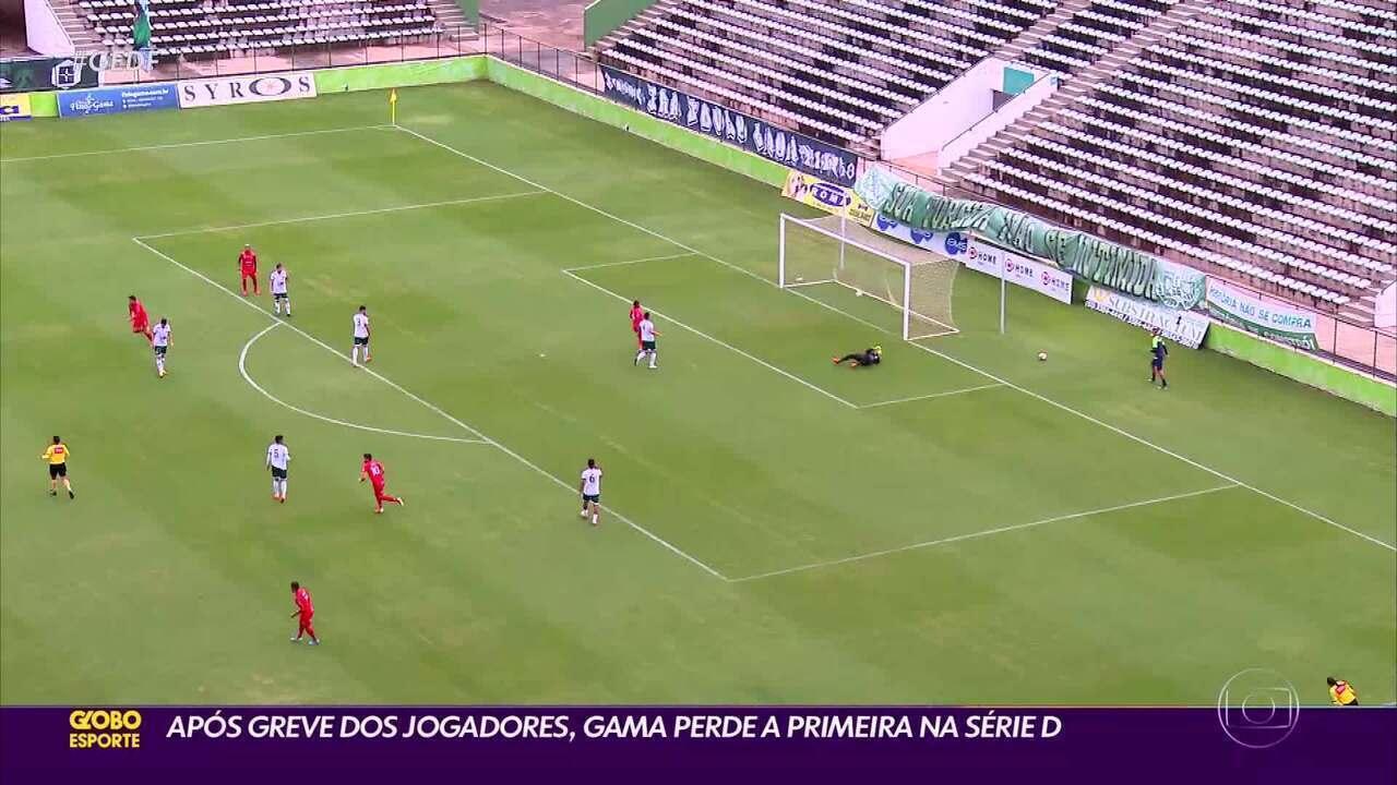 Gama perde primeira na Série D, Brasiliense vence mais uma e entra na briga pela liderança