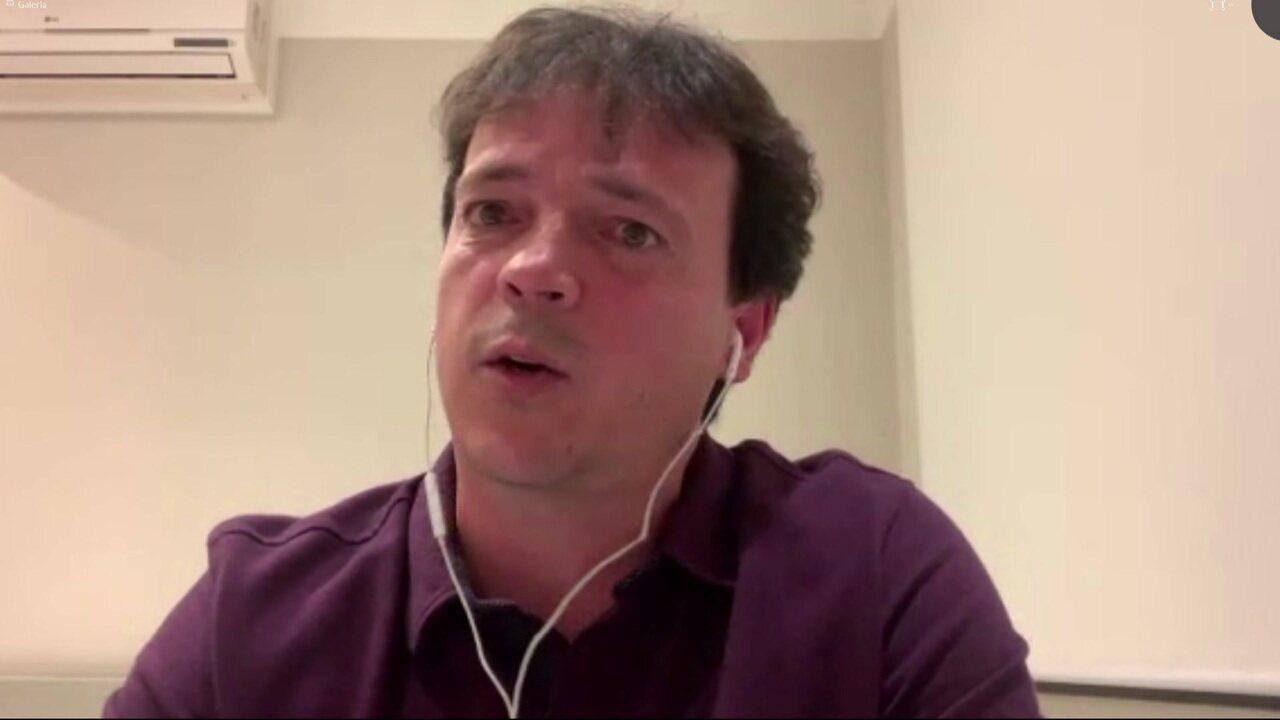 Fernando Diniz comenta sobre a escalação atual do São Paulo e se chegou ao modelo ideal de futebol