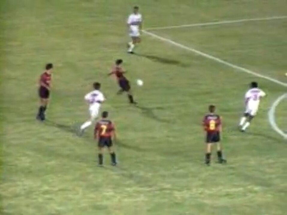 Em 1994, melhores momentos de Sport 5 x 2 São Paulo, pelo Campeonato Brasileiro