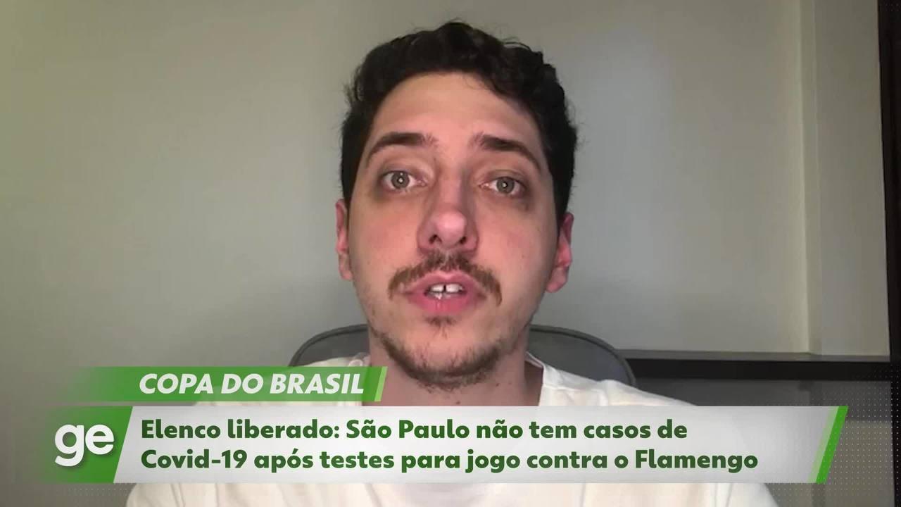 São Paulo em 1 minuto: Miranda, testes de Covid-19 e time pra Copa do Brasil