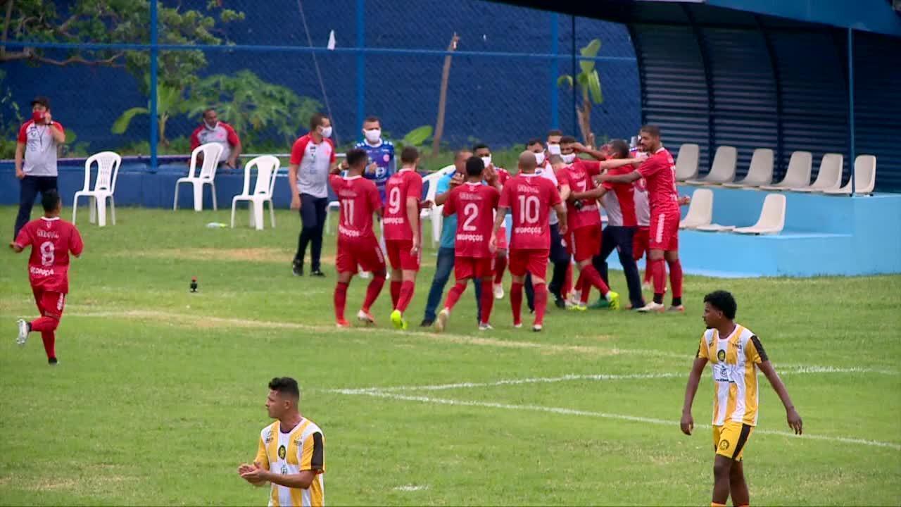 Os gols de Timon-PI 0 x 3 4 de Julho - 11ª rodada do Campeonato Piauiense