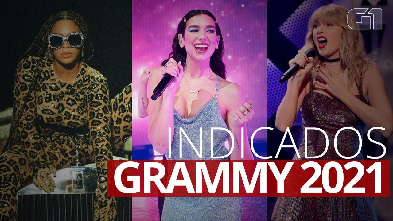 Grammy 2021: Veja lista de indicados de melhor música do ano