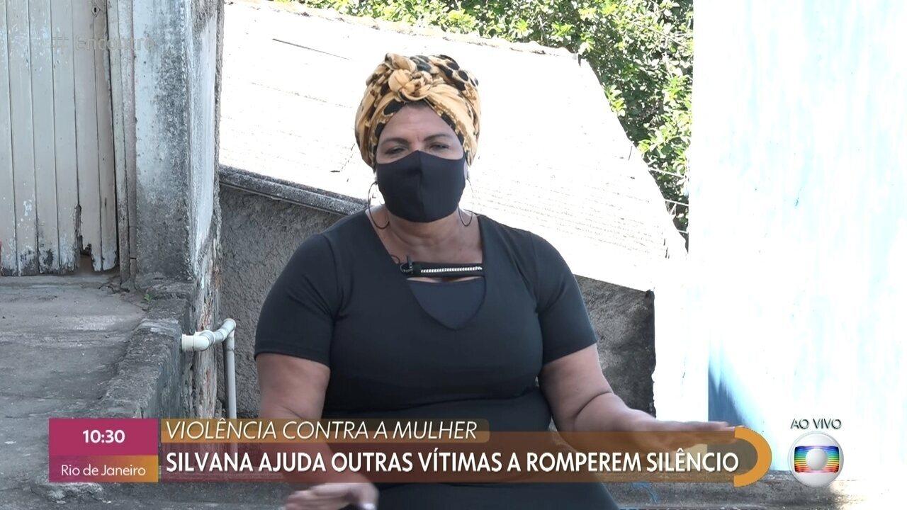 Violência doméstica: Silvana foi vítima do ex- marido por 20 anos e conta como recomeçou