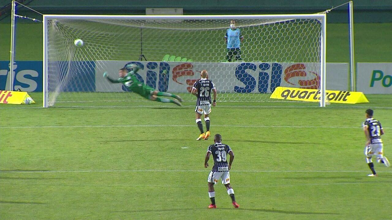 Melhores momentos: Coritiba 0 x 1 Corinthians pela 23ª rodada do Campeonato Brasileiro 2020