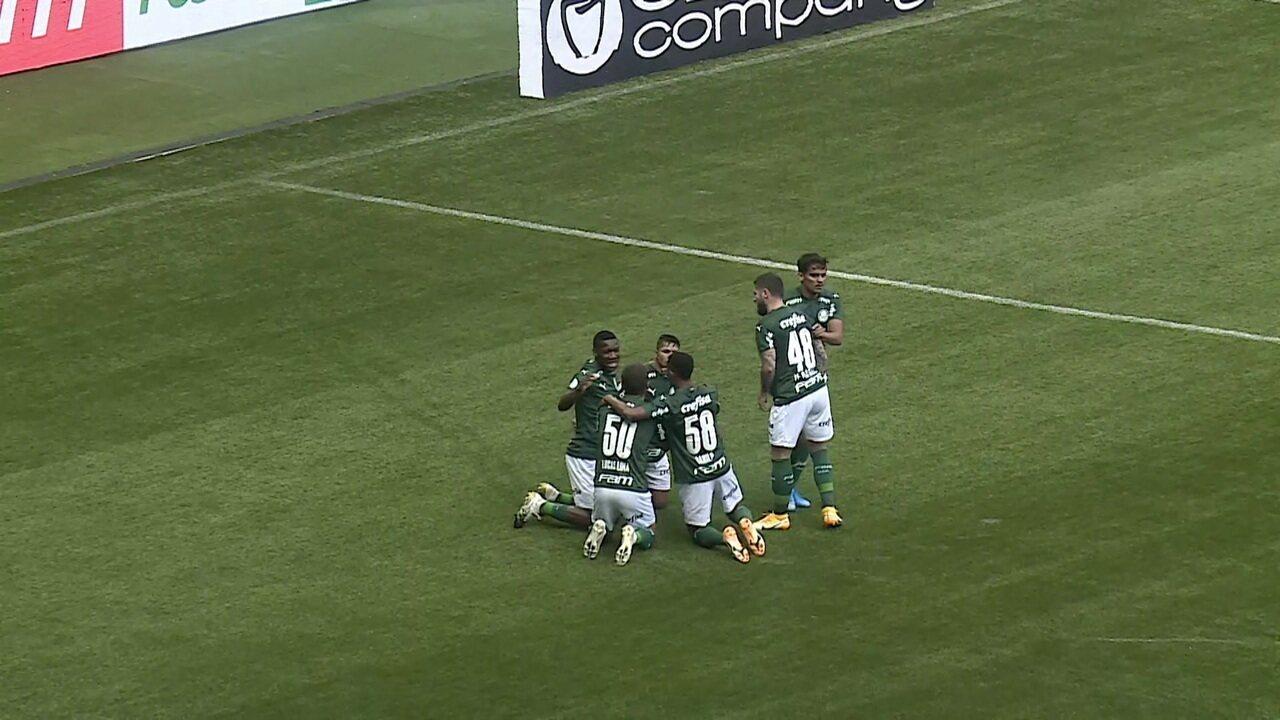Melhores momentos: Palmeiras 3 x 0 Athletico-PR pela 23ª rodada do Brasileirão 2020