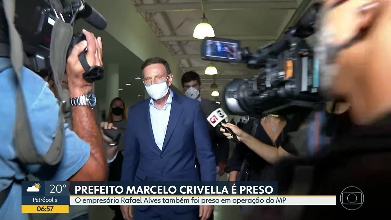Entenda a operação que prendeu o prefeito do Rio, Marcelo Crivella